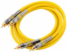 SOMMER CABLE SC-EPILOGUE TOP-End interconnect cable Phonokabel RCA Cinch 2x0,5m