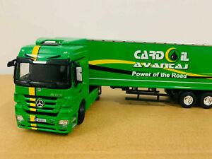 Mercedes-Benz Cardoilavantaj Container Truck Model 1/50 Metal Model New in Box