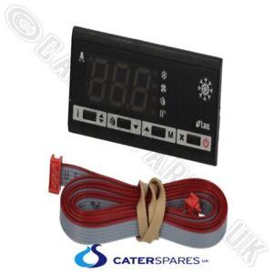 FOSTER DIGITAL LCD TEMPERATURE DISPLAY 16240105 THERMOMETER FRIDGE FREEZER