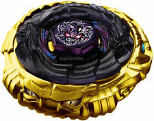 Rare Limited Edition GOLDversion Diablo Nemesis WBBA Beyblade - USA SELLER!
