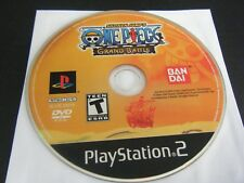 Shone Jump's One Piece Grand Battle (Playstation 2, 2005) - Disc Only!!!