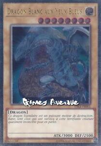 Yu-Gi-Oh ! Dragon Blanc aux Yeux Bleus YSKR-FR001 (YSKR-EN001) VF/ULTIMATE