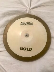 1.61k Gold Discus - 88% Brass Rim Stackhouse ATE