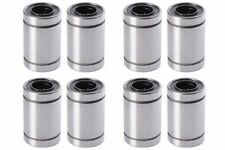 8 Pieces - LM8UU 8mm Linear Ball Bearing for 3D Printer CNC PRUSA