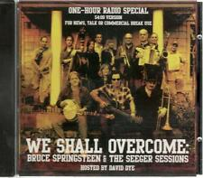 Bruce Springsteen & The Seeger Sessions, We Shall Overcome; PR Only Radio Spec