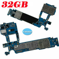 32GB Main Motherboard Logic Board for Samsung Galaxy S7 G930T G930A/P/V Unlocked