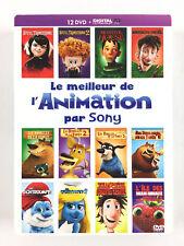 Coffret 12 DVD L'intégrale Les Rebelles de La Foret 1 2 3 4, Les Schtroumpfs...