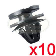 LAND ROVER MOULDING CLIP SET x10 LR3 LR4 RANGE SPORT LR106832 ROV
