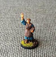 SAGA Painted 28mm Anglo-Saxon Priest Cleric Irish Religius Advisor Miniature