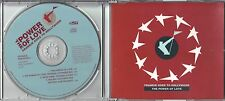 Frankie Goes to Hollywood  CD-SINGLE THE POWER OF LOVE  (c) 1984/93