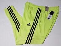 Adidas Men's Size Large TIRO 19 Soccer Training Pants Semi Frozen Yellow ED6043