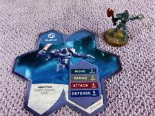 Heroscape Major X17 - Unique Hero - With Card