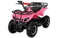 Kinder Elektro Miniquad Torino 800 watt Pink