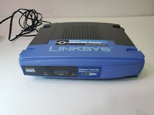 Linksys BEFSR41 4-Port 10/100 Wired Router Working