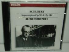 422 237-2 Schubert Impromptus Op.90 & Op.142 Alfred Brendel