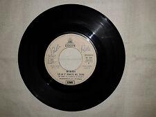 "Grand Funk / Sissi - Disco Vinile 45 Giri 7"" Edizione Promo Juke Box"