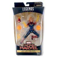 Marvel Legends Series Captain Marvel Binary Form Hasbro Action Figure