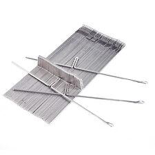 50x Nadeln für Brother Strickmaschinen KH836 KH965 4.5mm Ribber Needle Nadel NEU