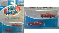 50244 Paquet de 2 Voitures Ford Mini Metals  N 1/160