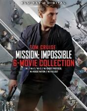 Mission: Impossible 6-Movie Collection (DVD,2018)