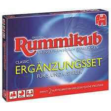 Jumbo Original Rummikub Classic Ergänzungsset für 5. und 6. Spieler Spiel