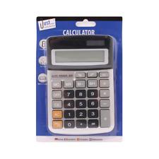 8 DIGIT DISPLAY MIDI DESKTOP CALCULATOR (TA16062) FOR SCHOOL/OFFICE FROM TALLON