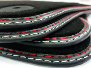 Velours Fußmatten für Ford FIESTA VI 6 Bj.2008-2016 Autoteppiche