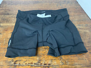 Louis Garneau Women Fit Sensor Texture 5.5 Cycling Shorts 2 Large Dark Night XXL