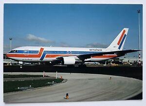 Air Holland Boeing 767-204ER Postcard