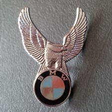 Pin badge pin's BMW moto motor cycle auto voiture sport marque aigle eagle logo