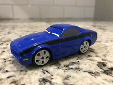 Disney Store Cars 2 Die Cast Collector Rod Torque Redline 1:43 Scale