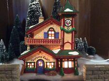 Dept 56 Alpine Village Spielzeug Laden