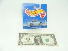 Hot Wheels Extremely Rare Porsche 959 Short Card - Foreign Writing - #951 - 1996