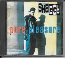 CD ALBUM 15 TITRES--SHAGGY--PURE PLEASURE--1993