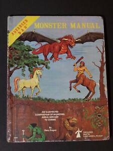 AD&D Monster Manual [1978] ISBN 0935696008, TSR 2009