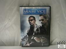 Miami Vice (DVD, 2006, Unrated; Director's Edition; ...