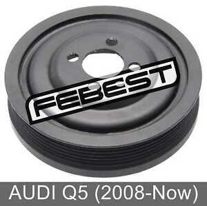 Crankshaft Pulley For Audi Q5 (2008-Now)