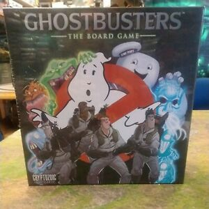GHOSTBUSTERS - THE BOARD GAME - Cryptozoic Entertainment BNIB & SEALED