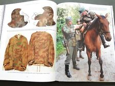"""CAMOUFLAGE UNIFORMS OF THE GERMAN WEHRMACHT"" WW2 CAMO SMOCK CAP REFERENCE BOOK"