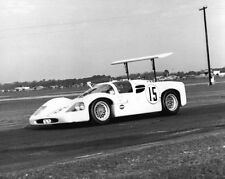 Vintage 8 X 10 1967 Daytona 24 Chaparral 2F Mike Spence / Phil Hill