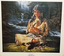 Russ Docken Natures Gift Limited Edition Print NEW