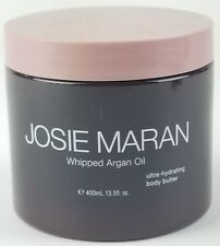 Josie Maran Whipped Argan Oil Body Butter White Gold Radiance Vanilla 13.5 oz