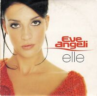 Eve Angeli ‎CD Single Elle - France (VG+/M)