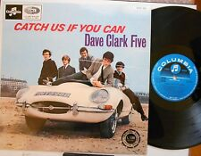 DAVE CLARK FIVE CATCH US IF YOU CAN 1965 ITALY COLUMBIA 1ST PRESS MONO LP MINT