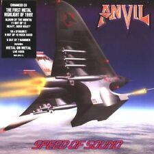 Anvil Speed of sound (1999; #6611173, digi) [CD]