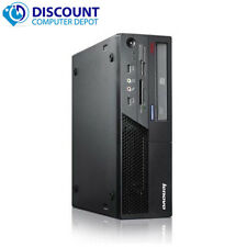 Lenovo Desktop Computer Dual Core 2.2 Ghz 8Gb 250Gb Windows 10 Home