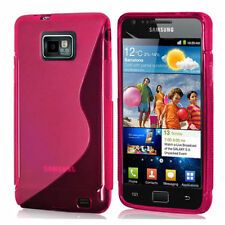 NEW S-LINE SAMSUNG GALAXY S2 i9100 GEL CASE