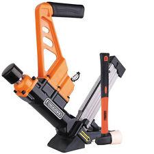 Freeman 3-In-1 Flooring L & T cleat  Nailer Stapler Pdx50c + Mallet & warranty