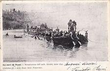 # NEMI: LE NAVI- RICOSTRUZIONE DELL'ARCH. ARCAINI- ANNO 1891