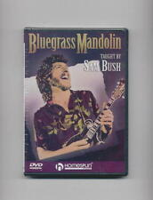 LEARN BLUEGRASS MANDOLIN - LESSON - SAM BUSH *NEW* DVD